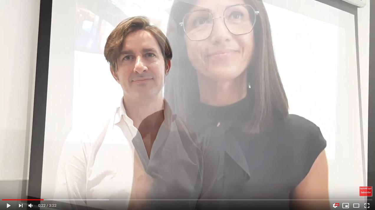 Corso Vendita - Video testimonianze dei partecipanti in Youtube